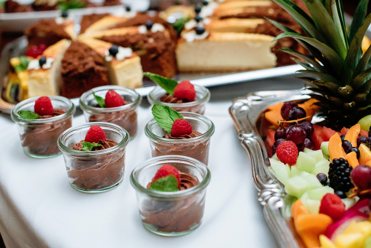 Leckere Buffets für ihre Veranstaltung
